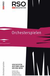 "Buch Cover ""Orchesterspielen"""