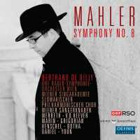 CD Cover, Bertrand de Billy: Mahler 8