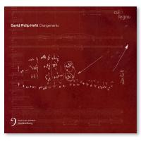 CD-Cover von David Philip Hefti Changements dirigiert von David Philip Hefti