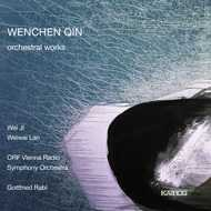 CD Cover Qin, orchestral works