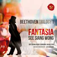 Cover CD Beethoven Fantasia