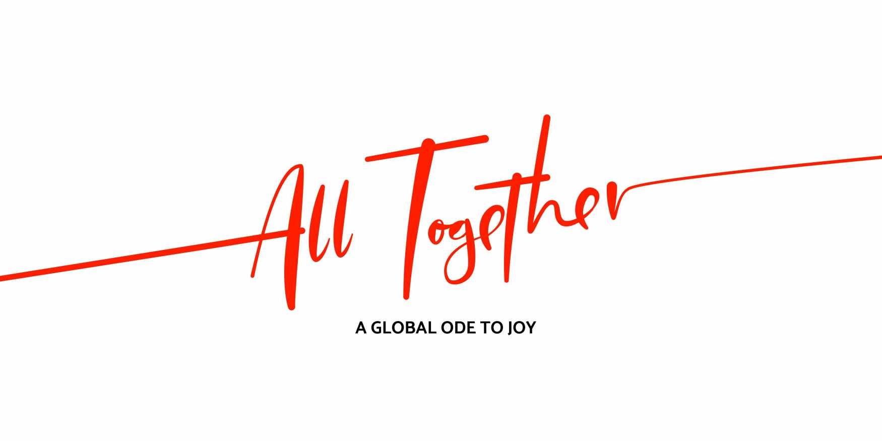 All Together: A Global Ode to Joy